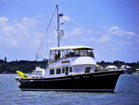 2012 Derecktor 52 Out Island