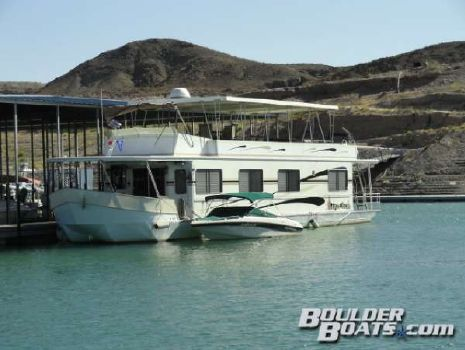 1988 Lazy Days 60' Houseboat