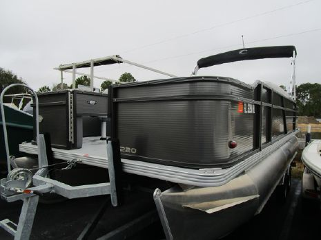 2018 Crest Pontoon Boats 220 F