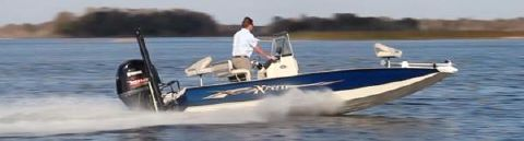 2016 Xpress Boats Hyper-Lift® Bay H20B