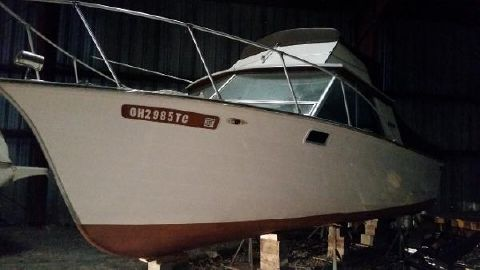 1976 Skiff Craft  Sport Fisherman