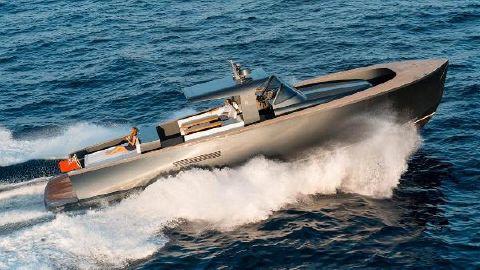 2015 Alen Yacht Alen 55 Manufacturer image