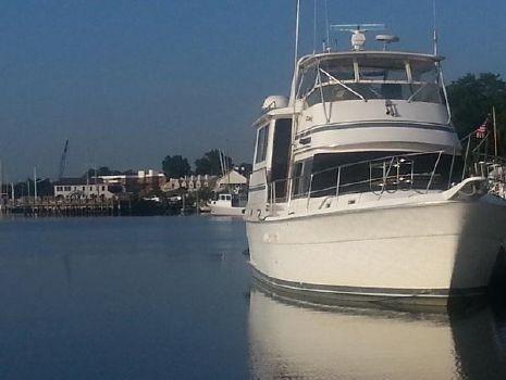 1986 Gulfstar 49'  Motor Yacht CPMY