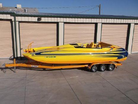 2006 Eliminator Boats 27 Daytona ICC