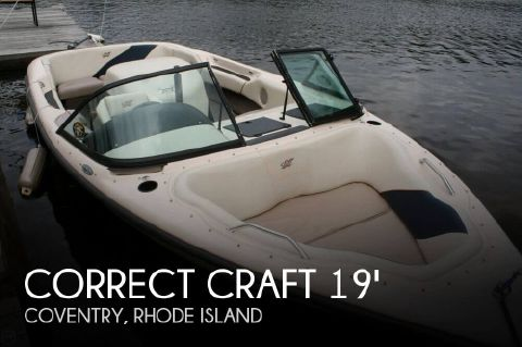 2000 Correct Craft 19 Ski Nautique 2000 Correct Craft 19 Ski Nautique for sale in Coventry, RI