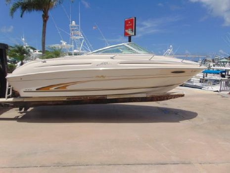 2000 Sea Ray 215 Express Cruiser Fresh Out of the Barn