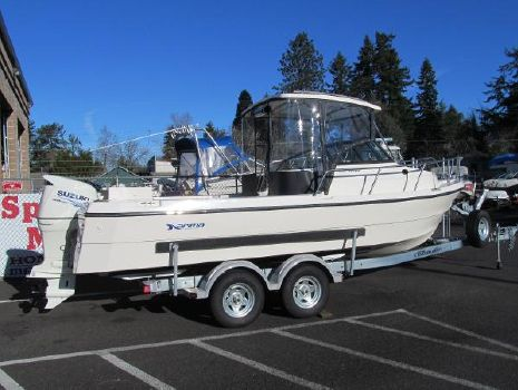 2015 Arima 21 Sea Ranger Skip Tower