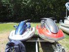 2004 Yamaha WaveRunner and Kawasaki  Jet Ski (Selling as a pair)