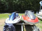 2004 Yamaha WaveRunner and Kawasaki  Jet Ski (Selling as a pair)