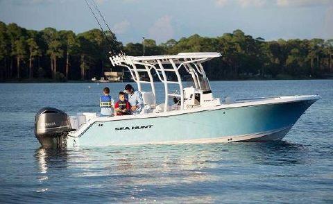 2017 Sea Hunt Edge 24