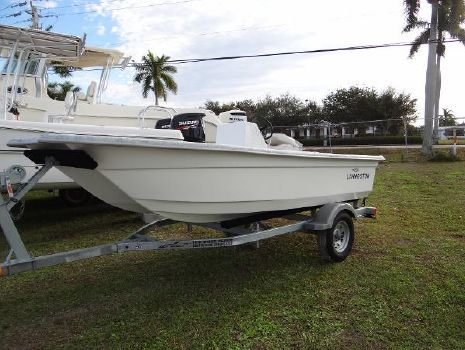 2015 Livingston 14 Skiff With 30 Outboard
