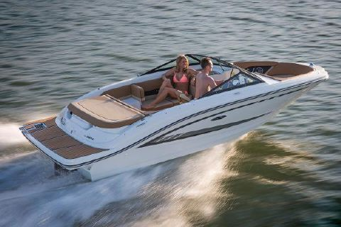 2017 Sea Ray SPX 190  Manufacturer Provided Image