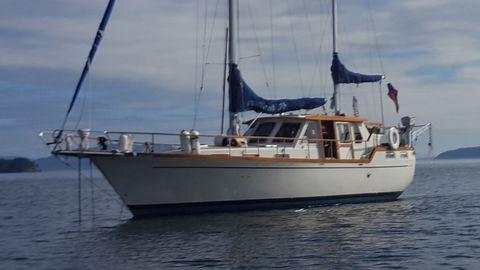 1984 Nauticat 36 Ketch